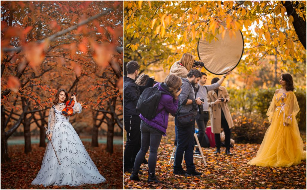 Fairytale Portrait Workshop- Basel, Switzerland