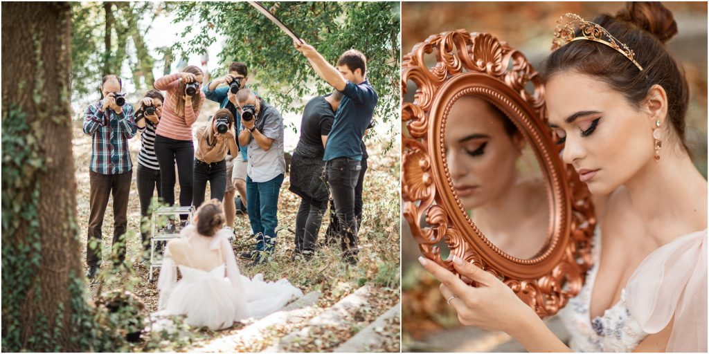 Fairytale Portrait Workshops- Bucharest, Romania