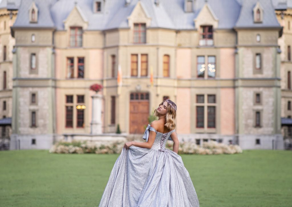 Princess at the Castle