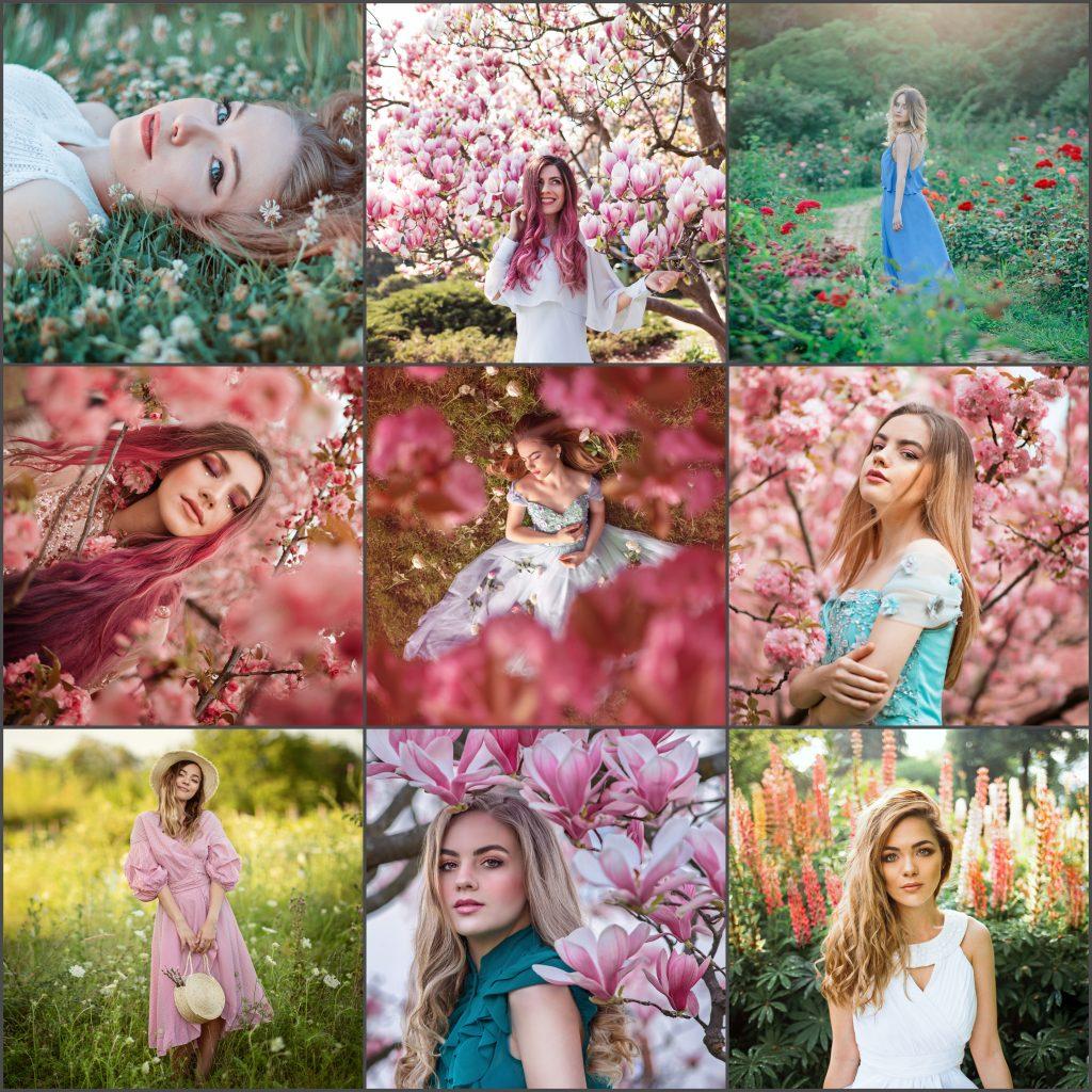 spring fairytale experience